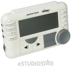 Peterson BBS-1 BodyBeat Sync Wireless Pulsating Metronome