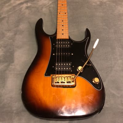 Ibanez EX1500 1993 Sunburst for sale
