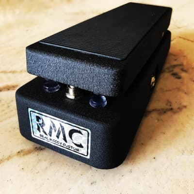 Real McCoy Picturewah Effects Pedal