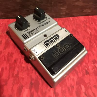 DOD FX70 Stereo Flanger for sale