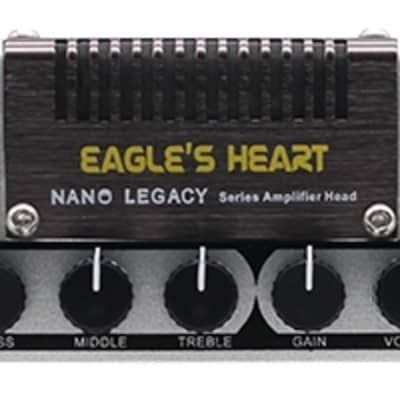 Hotone Nano Legacy Series Amp Head - Eagle's Heart for sale