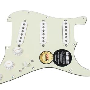 920D Custom Loaded Pickguard for Strat w/ Fender CS '69 / Fat '50s MG/WH