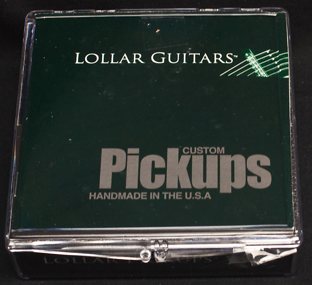 Lollar blackface single coil