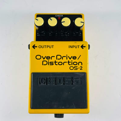 Boss OS-2 Overdrive/Distortion *Sustainably Shipped*