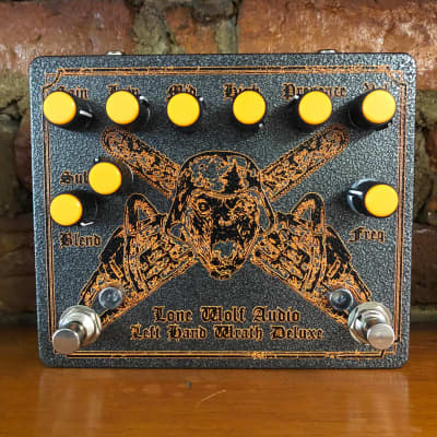 NEW!! Lone Wolf Audio Left Handed Wrath Deluxe FREE SHIPPING!!!