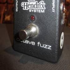 Jim Dunlop Jimi Hendrix System Octave Fuzz