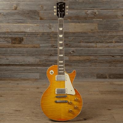 "Gibson Custom Shop Collector's Choice #28 ""STP 'Burst"" Ronnie Montrose '58 Les Paul Standard Reissue"