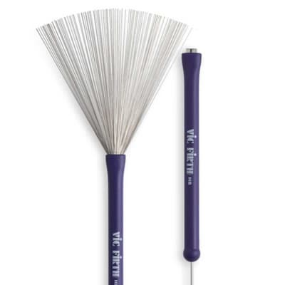 Vic Firth HB Heritage Brush - Pair