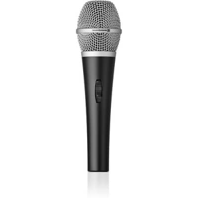 Beyerdynamic TG V35d s Dynamic Supercardioid Vocal Microphone with On/Off Switch