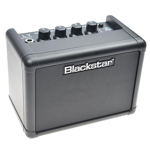 blackstar fly 3 battery powered guitar amp reverb. Black Bedroom Furniture Sets. Home Design Ideas