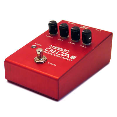 OPEN BOX Mission Engineering Delta III si - Tri-Stage Distortion