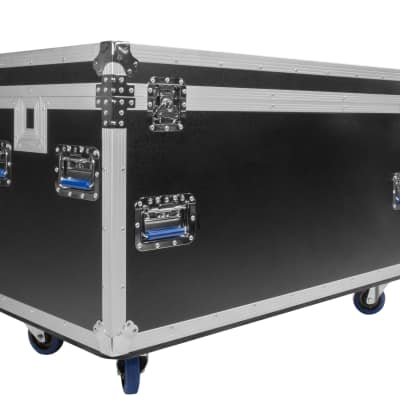 OSP TR-4824-30 Tour Ready Case with Removable Mouse Holes