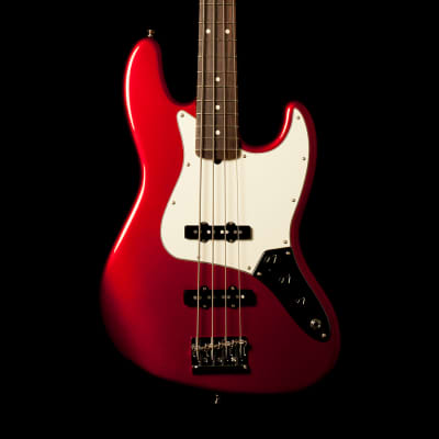 Fender Jazz Bass American Professional Candy Apple Red for sale