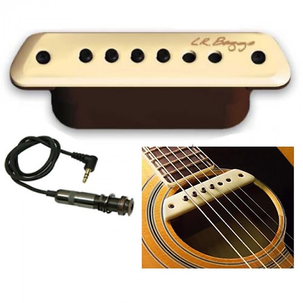 LR Baggs M1 Sound Hole Body Sensitive Acoustic Guitar