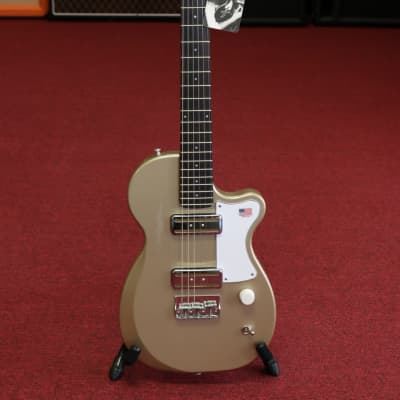 Harmony Juno Electric Guitar - Champagne Finish for sale