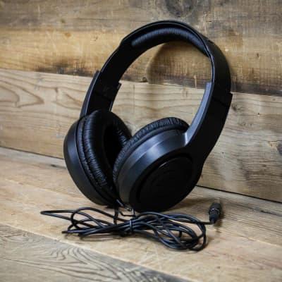 Samson SR350 Over-Ear Closed Back Stereo Headphones
