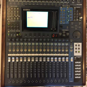 Yamaha DM 1000 VCM v2 Digital Production Console