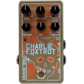 NEW! Malekko Charlie Foxtrot - Digital Buffer - Granular Pedal FREE SHIPPING!