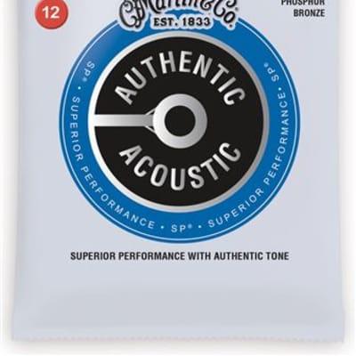 Martin MA540 Authentic Acoustic SP Phosphor Bronze Acoustic Strings