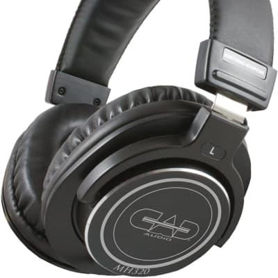 MH320 CAD Audio Studio Headphones