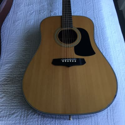 Aria LW10 Dreadnought Natural for sale
