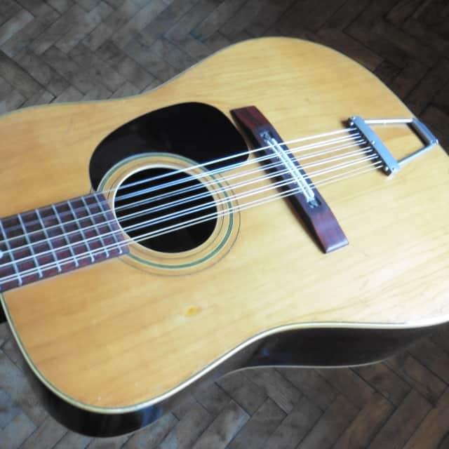 🎼 Landola V73 'Colorado' 12 String c.1965 Made in Finland + Nice quality + Pro setup 🎼 image