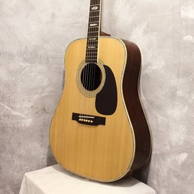 K.Country D-400 Dreadnought Acoustic 1977 for sale