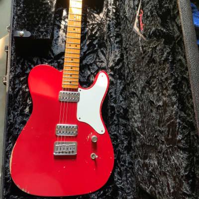 Fender La Cabronita Especial Custom Shop 2009 Dakota Red