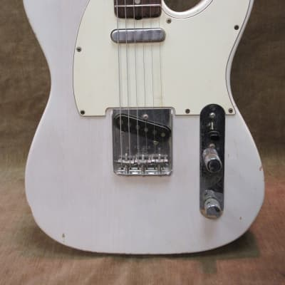 1968 Fender Telecaster Blonde Rosewood Fretboard Mods and Upgrades Tons of Mojo! Free US Shipping!