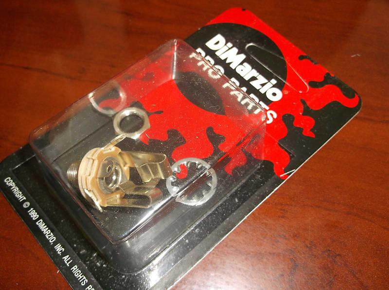 DiMarzio Switchcraft 1//4 Stereo Output Jack