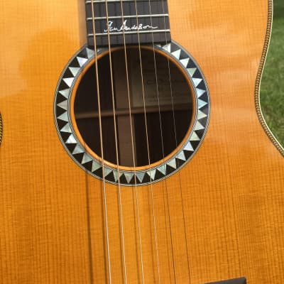 Martin 0-28 Ian Anderson 2004 Natural O-28 for sale