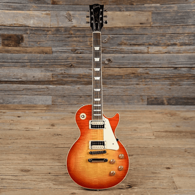Gibson Les Paul Traditional Pro IV Flame Maple Top 2017