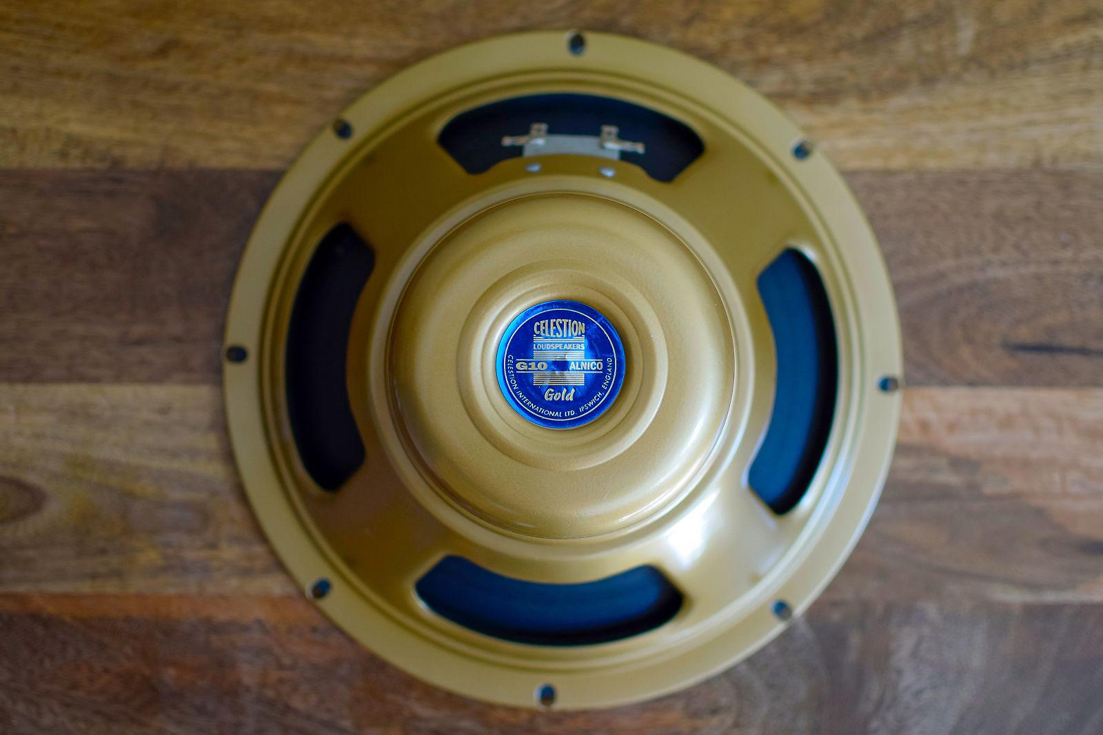 Celestion G10AG-15 Alnico Gold 10