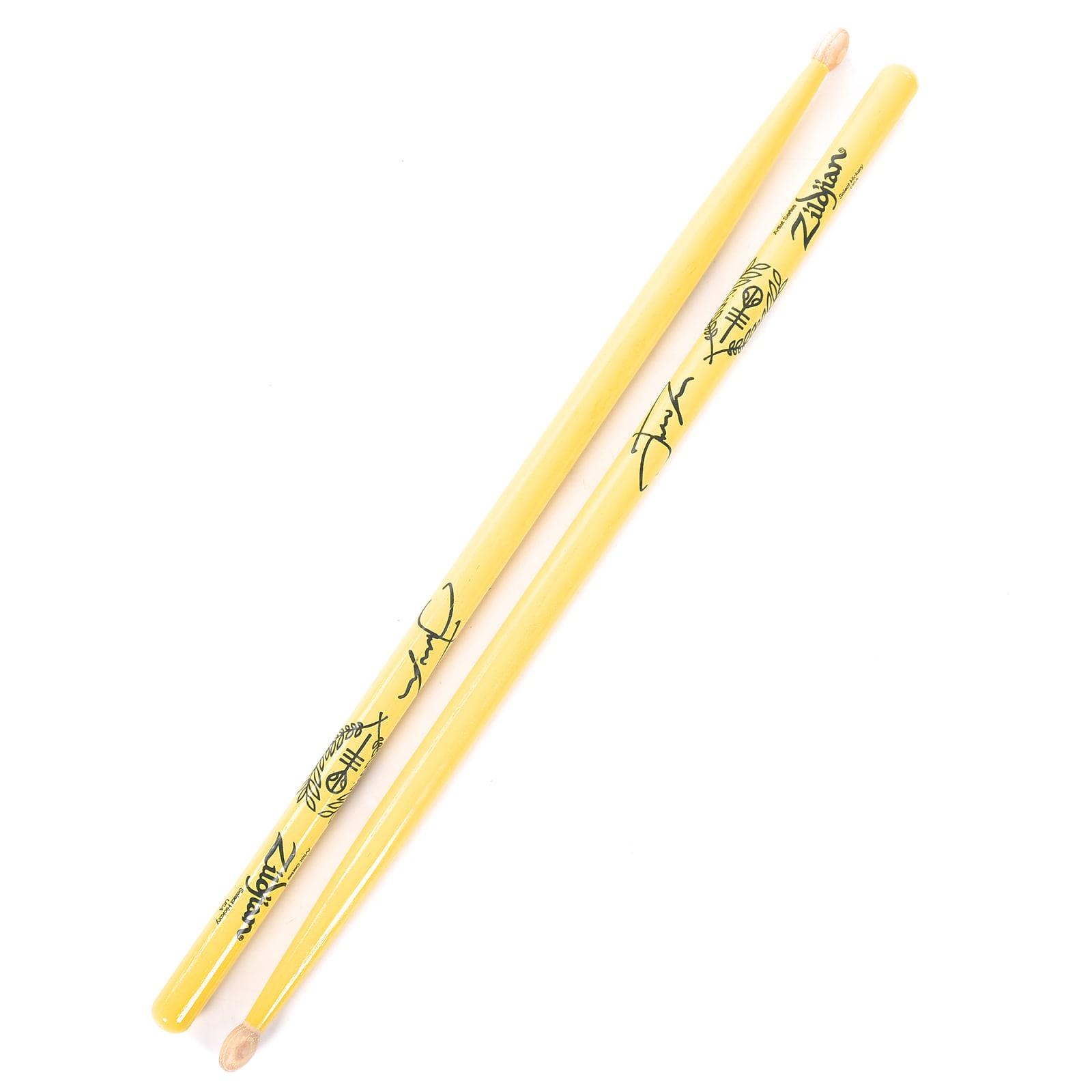 """Zildjian ZASJD2 Josh Dun Twenty One Pilots /""""Trench/"""" Drum Sticks"""