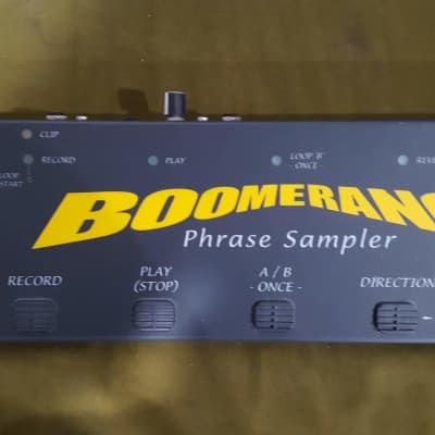 Boomerang + Phrase Sampler