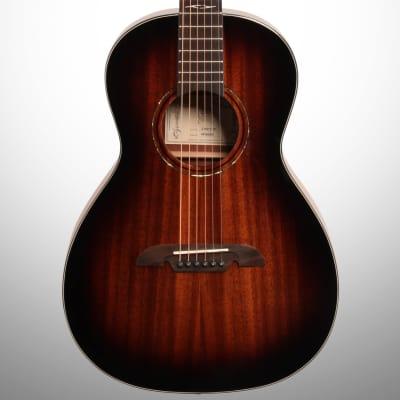 Alvarez AP66 Parlor Acoustic Guitar, Shadowburst for sale