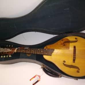 Old Kraftsman mandolin 8 string 1940s Aged Amber for sale