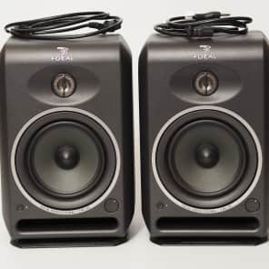 "Focal CMS65 6.5"" Powered Monitor (Pair)"
