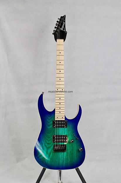 Ibanez Electric Guitar Price Manila : ibanez rg421ahm 2017 blue moon burst music land reverb ~ Russianpoet.info Haus und Dekorationen