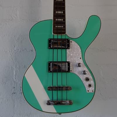 Musicvox Spaceranger HT Bass Seafoam Green for sale