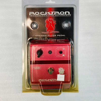NOS Rocktron Heart Attack Red in box! Support Small Business, Buy it Here! for sale
