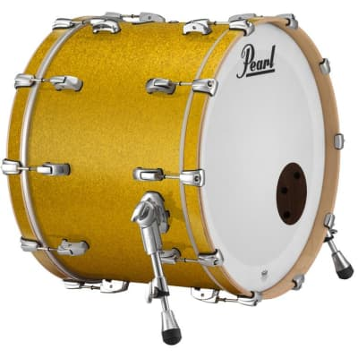Pearl Music City Custom 24x16 Reference Series Bass Drum ONLY w/o BB3 Mount RF2416BX/C423