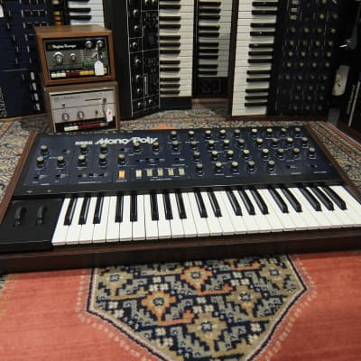 Korg Mono/Poly Analog Synthesizer (Serviced / Warranty)
