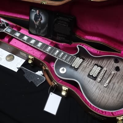 Gibson Les Paul Vivian Campbell Signed Serial# 5 of 50 Def Leppard & Dio for sale