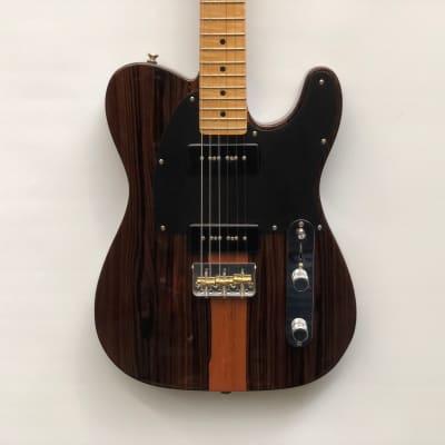 Fender Telecaster Blackwood Limited Maple Neck  Natur for sale