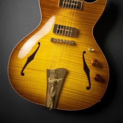 B&G Guitars Private Build Goldfinger Honey Burst (2001009)
