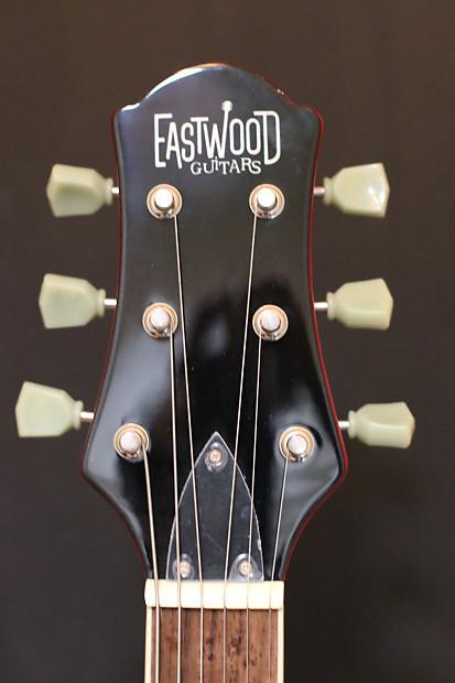 Eastwood P90 Special Doublecut Reverb