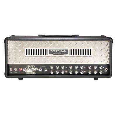 Testata Valvolare Per Chitarra Mesa Boogie Dual Rectifier 100 W for sale