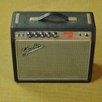 Fender Bronco Amp Late '60s Silverface image