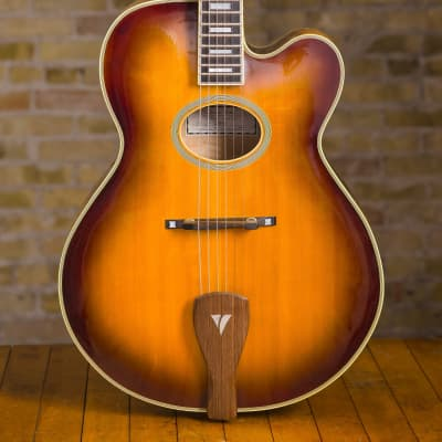 1981 Benedetto Oval-16 Archtop owned by Leo Kottke with Certificate of Authenticity for sale